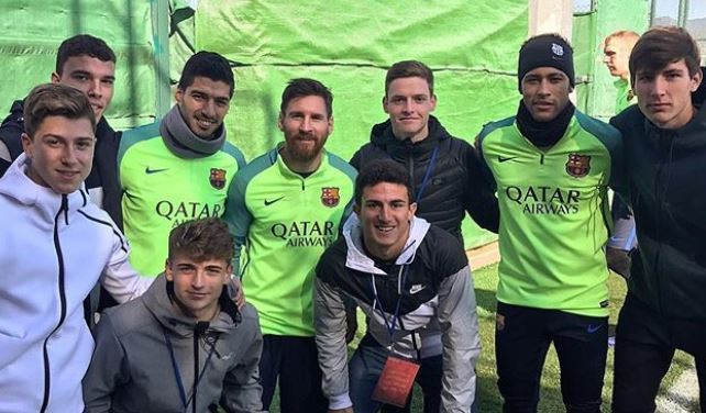 A snap with MSN
