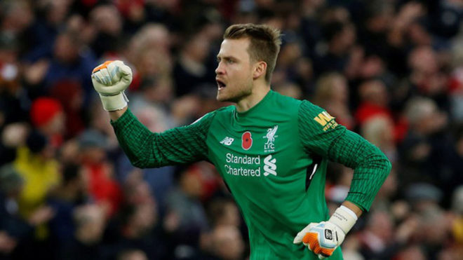 Mignolet: Liverpool back on the right path ahead of Maribor clash