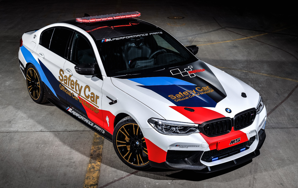 As 237 Es El Bmw M5 Motogp Safety Car Bmw Estrenar 225 El Safety Car De La Pr 243 Xima Marca Com