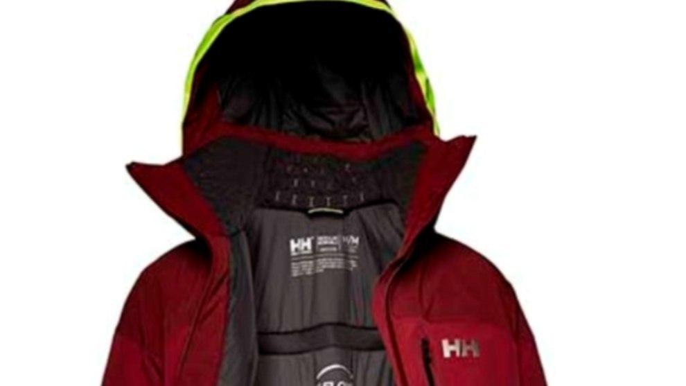 La nueva chaqueta de Helly Hansen ventila al igual que un aire...