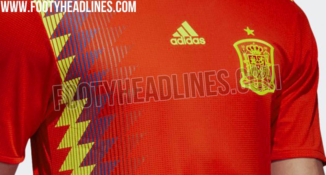 Selección de España  Filtran la posible camiseta de la selección ... cbed258072d27
