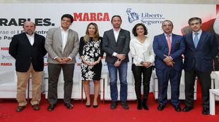 Miguel Sagarra, Juan Miguel Estallo, Almudena Rivera, Pipe Gómez,...