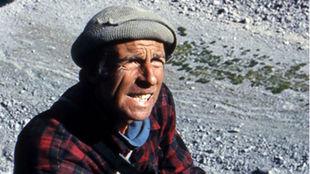 Fred Beckey, fallecido a los 94 años.