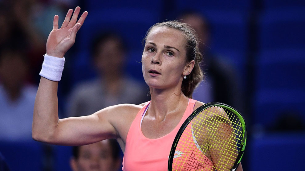 Rybarikova outlasts top seed Mladenovic at WTA Elite Trophy