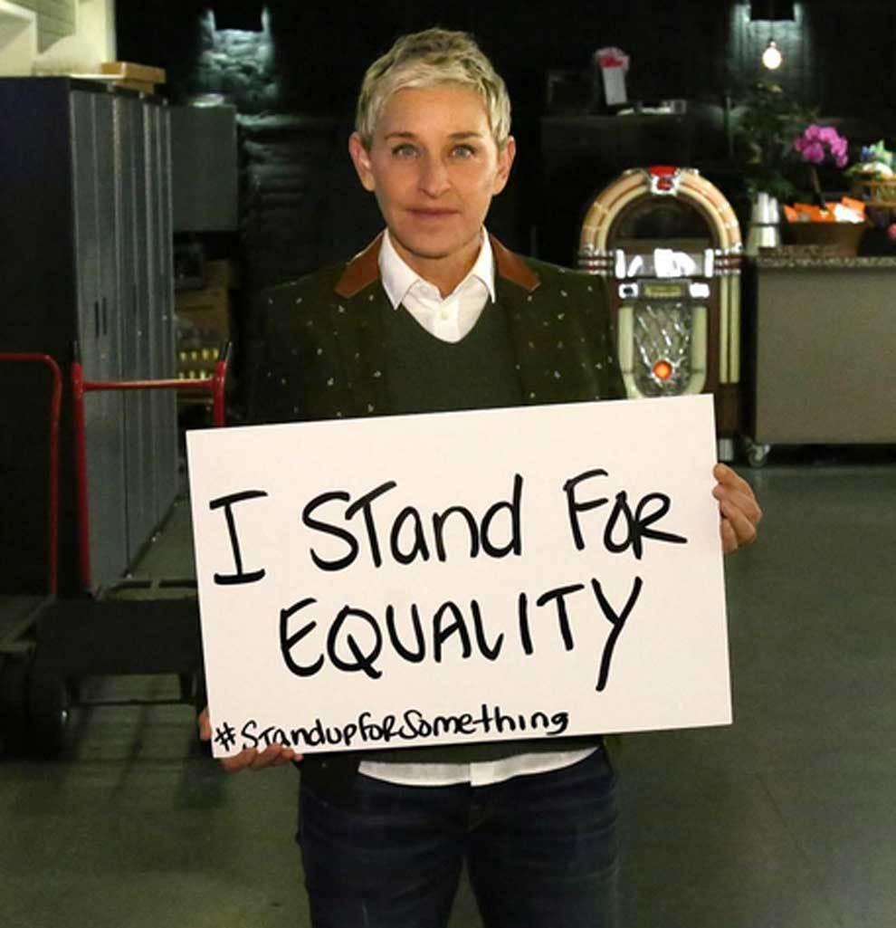 Top 18. Ellen DeGeneres (151 millones de seguidores en las redes...