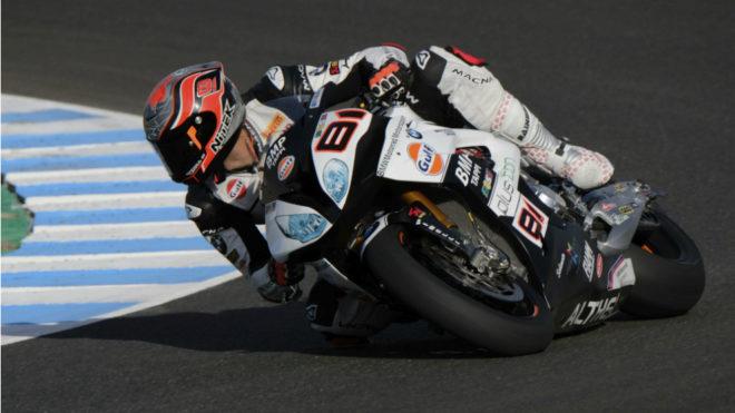 Jordi Torres, en Jerez.