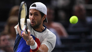 Verdasco, ante Sock