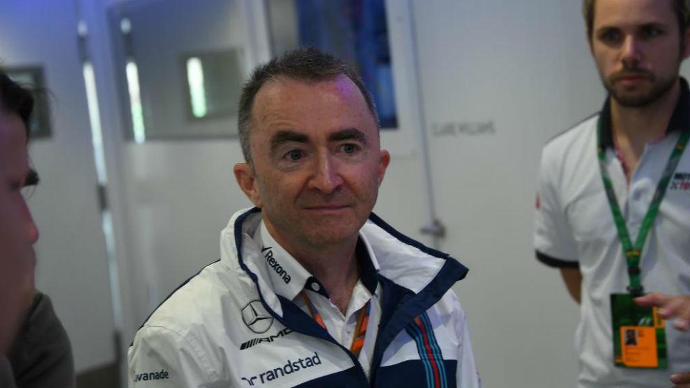 Paddy Lowe, director técnico de Williams Racing