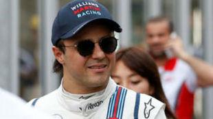 Felipe Massa en M�xico