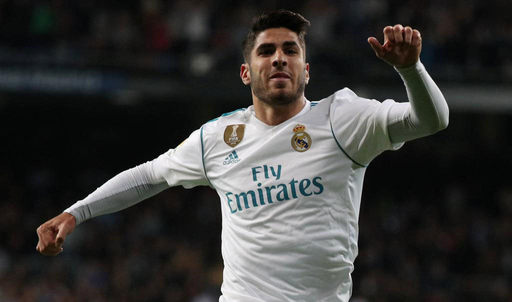 Asensio boasts the best shot in Spanish football    and the