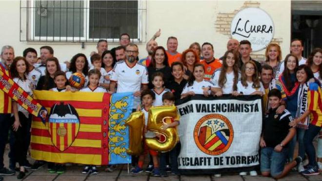 XV aniversario de la Peña L'Esclafit