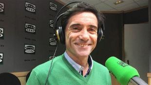 Marcelino, en 'El Transistor' de Onda Cero y Radio MARCA.