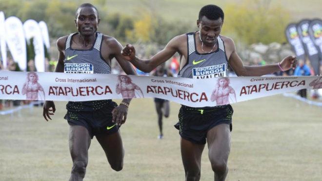 Ayalew Aweke gana la carrera en la edición del año pasado.