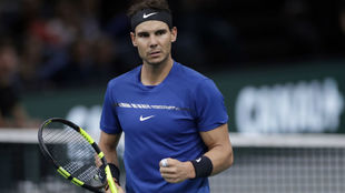 Nadal to face Thiem, Dimitrov and Goffin