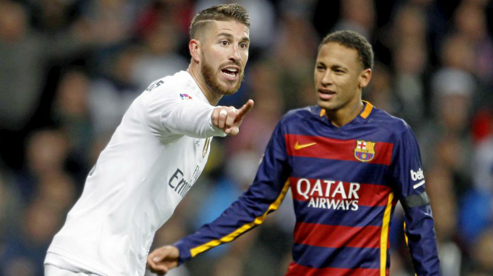 Ramos: Real Madrid could sign Neymar but we'd have to ...