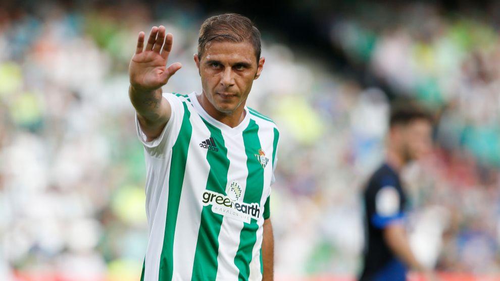 ae735f5cc Betis: La renovación de Joaquín con el Betis hasta 2020 ...