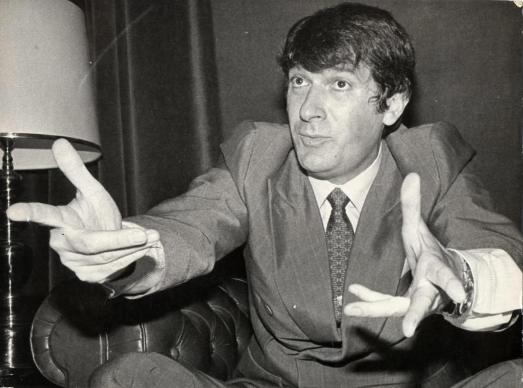 Alfonso Cabeza en una imagen de archivo de MARCA