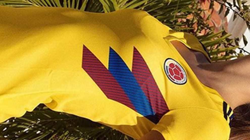 Polémica machista en Colombia por la presentación de la camiseta de...