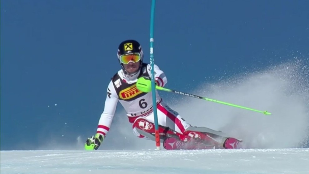 Marcel Hirscher ha decidido disputar el slalom de Levi de este domingo...
