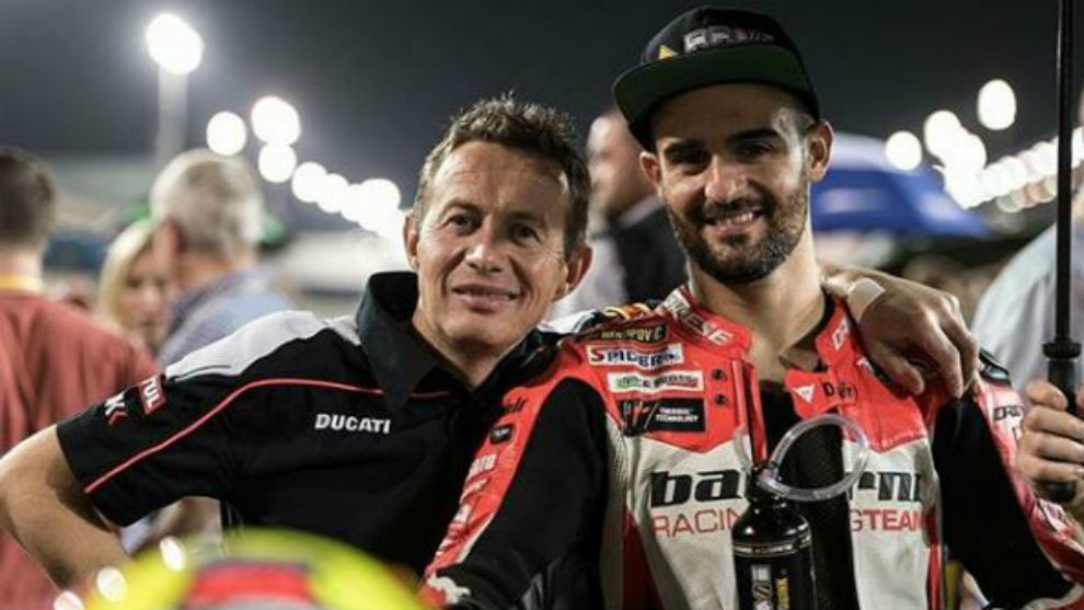 Xavi Forés, piloto de Barni Racing Team