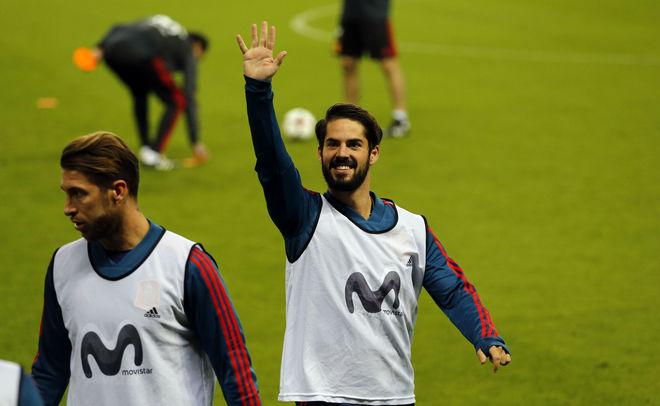 Alba: Hozirda Isko jahonning eng kuchli futbolchilaridan biri bo'lib turubdi