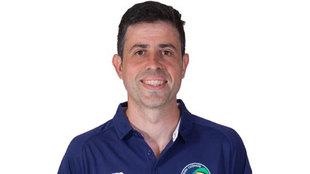 Gallego, entrenador español