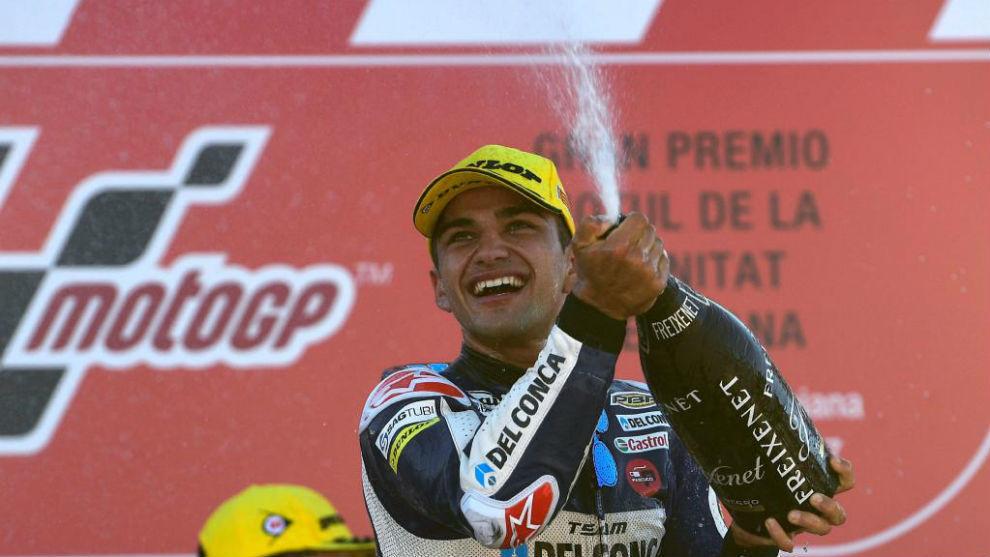 Jorge Martín, ganador en Cheste