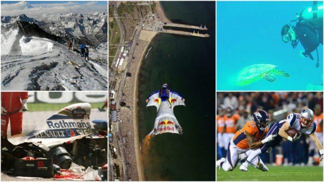 Los 10 deportes más mortíferos del mundo