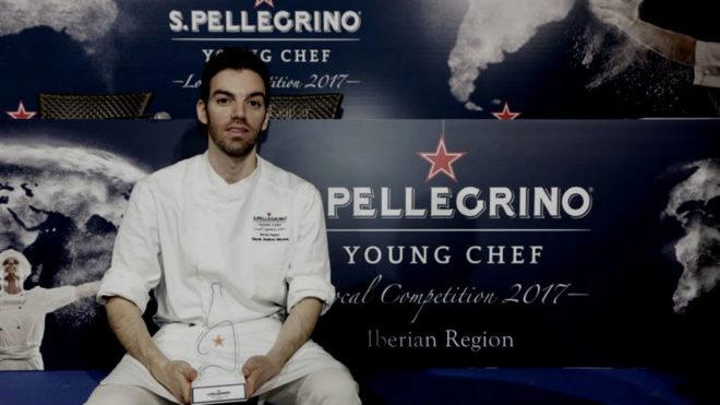 Fotografía facilitada por el concurso mundial S. Pellegrino Young...