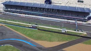 El Circuito Internacional de Chang que albergar� el GP de Tailandia.