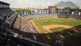 El Estadio Monterrey volverá albergar una serie de MLB desde 1999