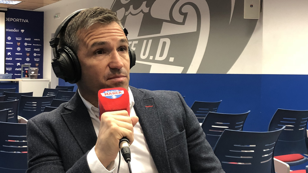 Tito, en entrevista con Radio MARCA Valencia