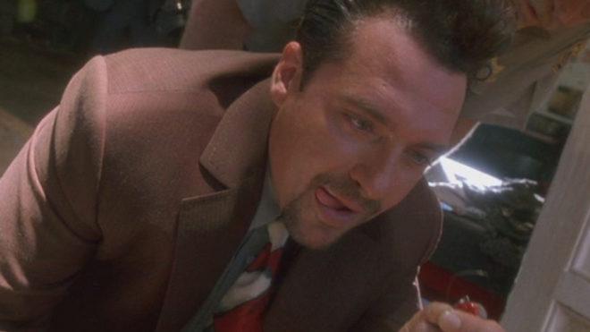 Tom Sizemore en el rodaje de 'Born Killers'.