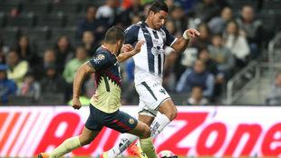 América visita nuevamente el estadio de Monterrey.