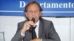 Jorge Delhon, supuesto implicado en el FIFAgate