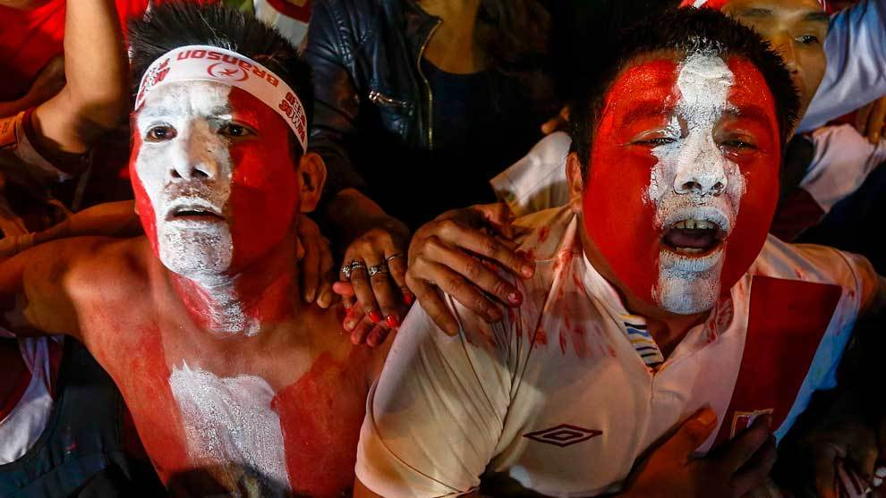Perú se adjudicó el último billete del Mundial de Rusia 2018 al...