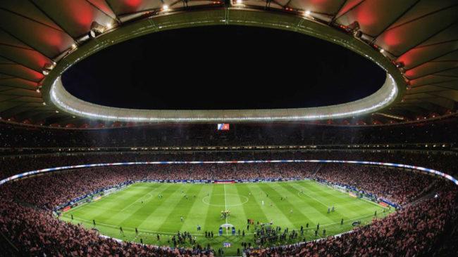 El Wanda Metropolitano vivir� su primer lleno