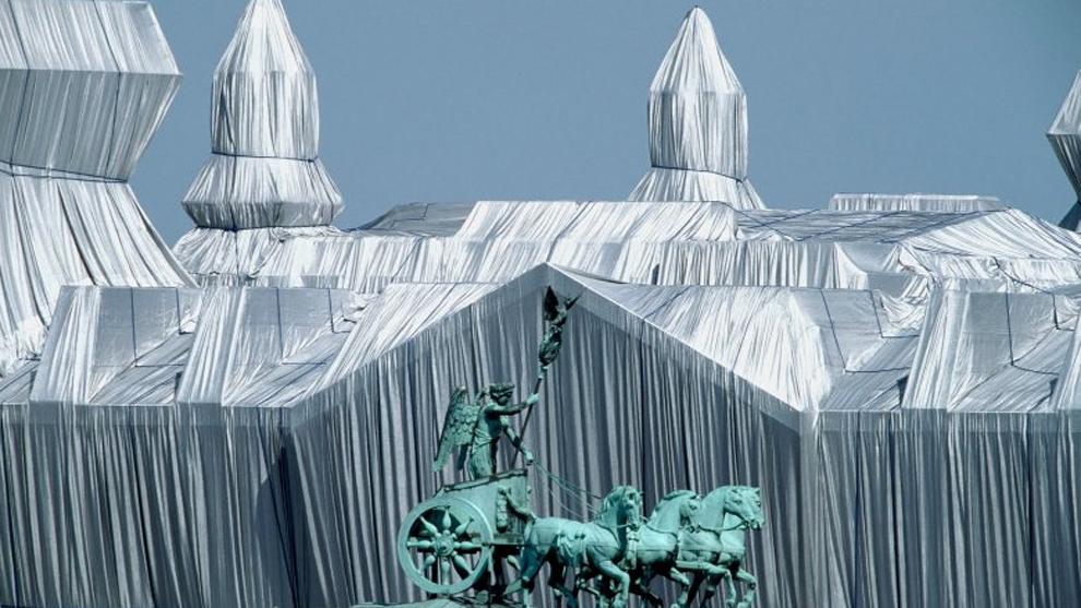 Christo, figura emblemática del Nuevo Realismo, invitado de honor ...