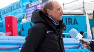 Conrad Blanch es la cara visible del equipo organizador de...
