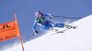 Elena Curtoni se ha lesionado la rodilla entrenando y no volverá a...