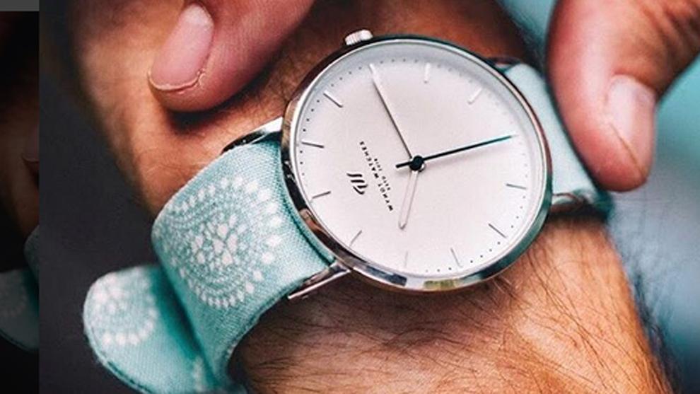 Primer Del Wynot Botón Mundo Clásico Reloj WatchesEl De mN8vPyO0nw