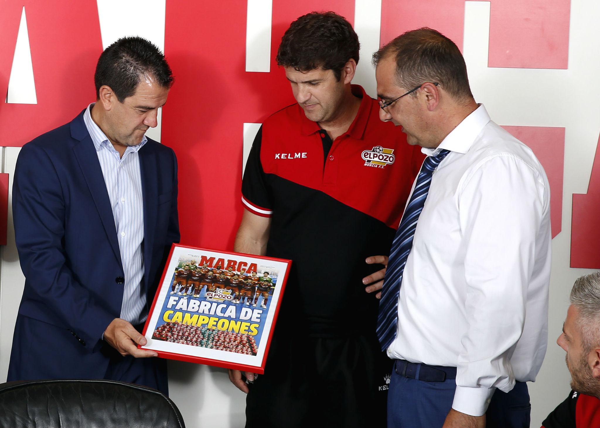 Fútbol Sala  ElPozo Murcia cumple 1.000 partidos en la LNFS  bf4e2603f0284