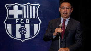 Barcelona explain their political stance to their sponsors