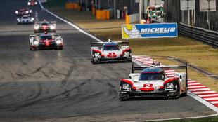 Bahrein verá el último duelo Porsche-Toyota