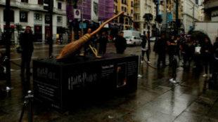 Exposición 'Harry Potter: The Exhibition'