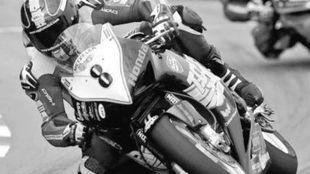 Daniel Hegarty, piloto británico fallecido en el Macau GP