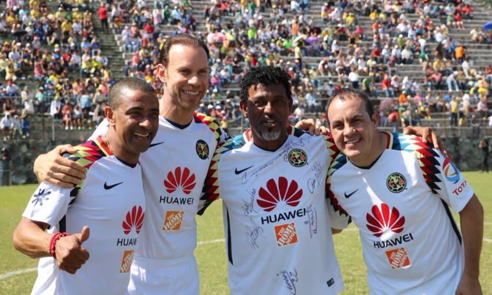 Cecilio de los Santos, Zague, Antonio Carlos Santos y Blanco, en...