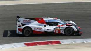 Toyota, en Bahréin