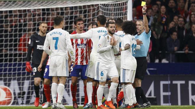 15111212157929 El Real Madrid recurrirá la tarjeta a Nacho - Comunio-Biwenger