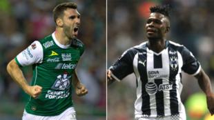 Los campeones de goleo en el Apertura 2017